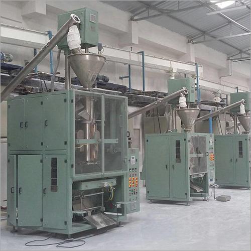 Wheat Flour High Speed Servo Driven Auger Filler Machine