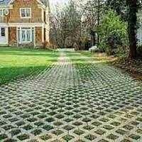 HDPE Grass Paver