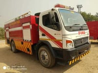 Foam Fire Tender
