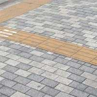Shot Blasted Pavers Block