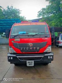 Water Tank Fire Tender