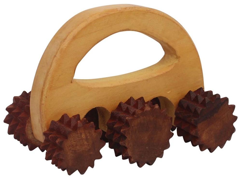 Wooden Massage Roller