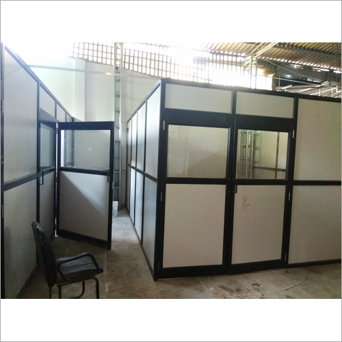Industrial Aluminum Office Partitions