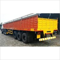 Side Body Trailer