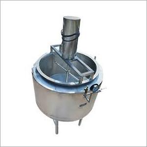 SS Ghee Boiler