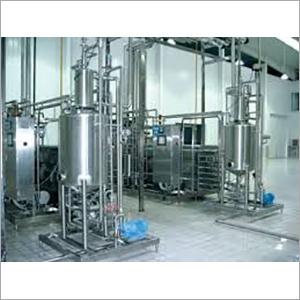 Industrial Milk Pasteurizer