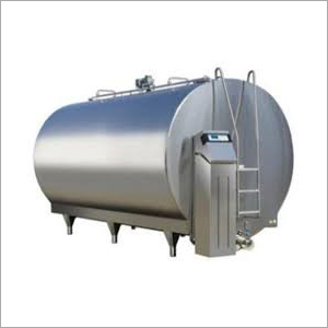 Close Type Bulk Milk cooler Tank