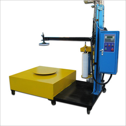 Industrial Box Wrapping Machine