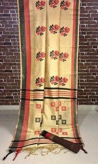 Raw Silk Sarees