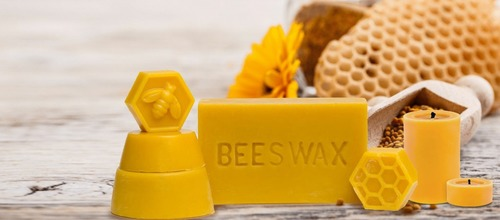 Bees Wax White/ yellow