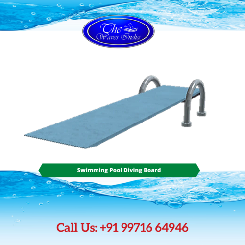 Stainless Steel Swimming Pool Diving Board