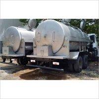 SS Road Milk Tanker
