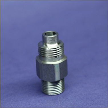 Precision CNC Machine Component
