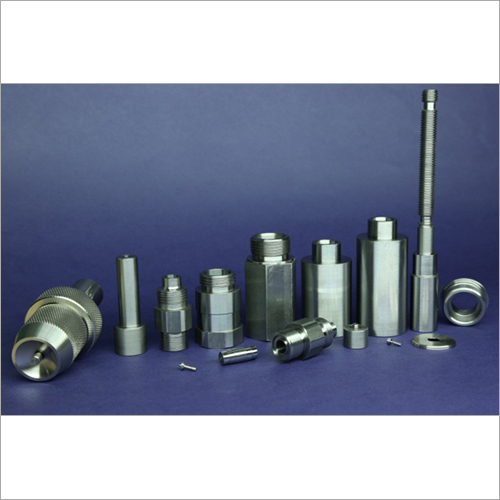 Precision CNC Pressed Component