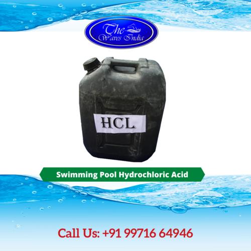 Swimming Pool Hydrochloric Acid