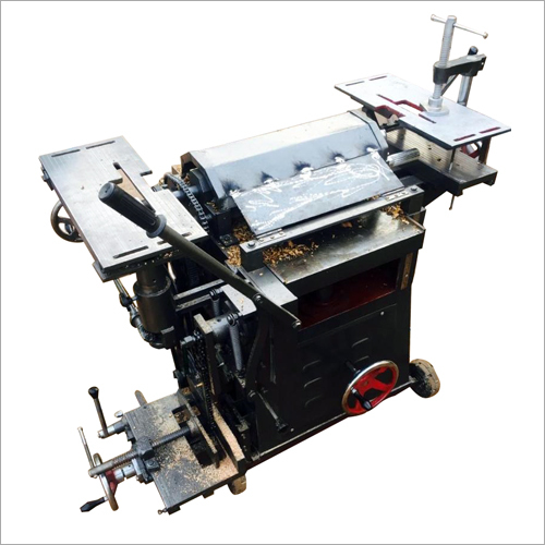 Heavy Duty Wood Planer Machine With Cam System