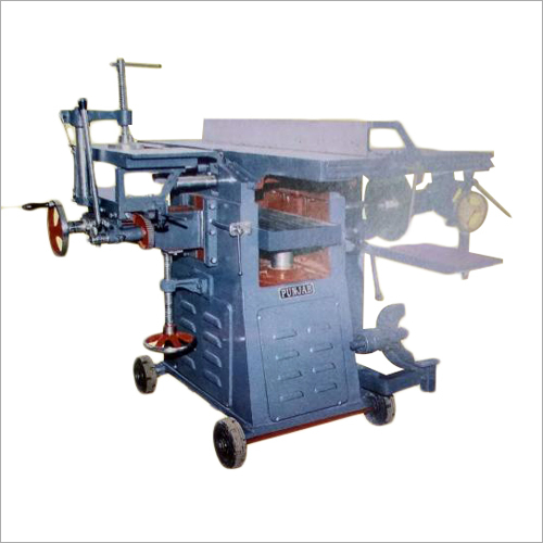 Multipurpose Heavy Duty Wood Planer Machine