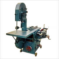 Multipurpose Bandsaw Heavy Duty Wood Planer Machine
