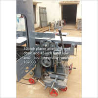 Wooden Planer Machine