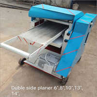 Double Side Wooden Planer Machine