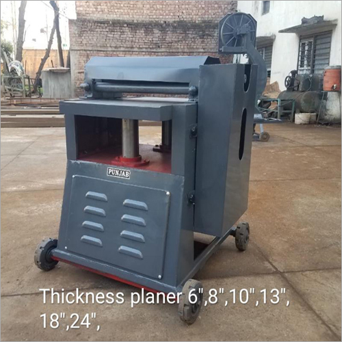 Wooden Thickness Planer Machine
