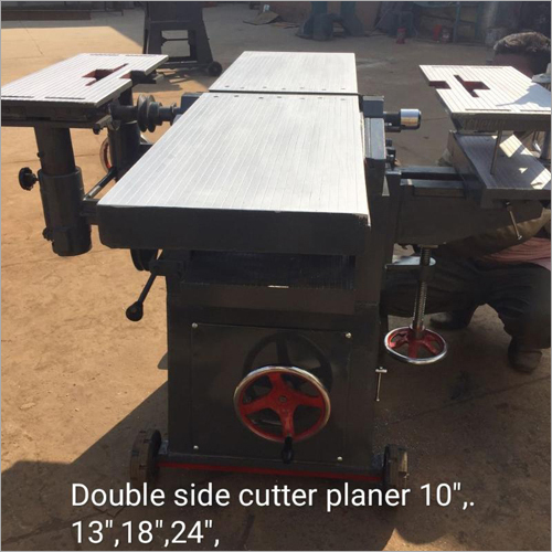 Double Side Cutter Planer Machine