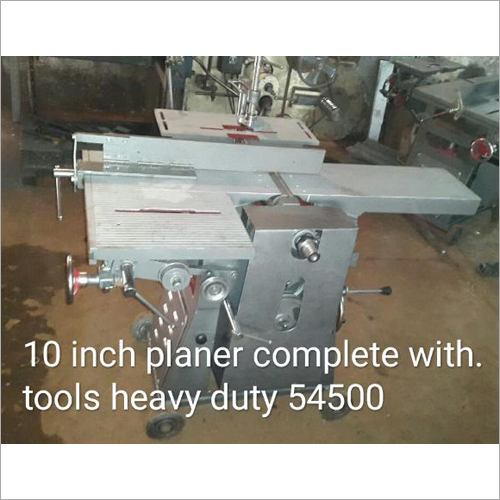 10 inch Heavy Duty Wooden Planer Machine