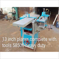 13 inch Heavy Duty Wooden Planer Machine