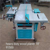 18 inch Heavy Duty Wood Planer Machine