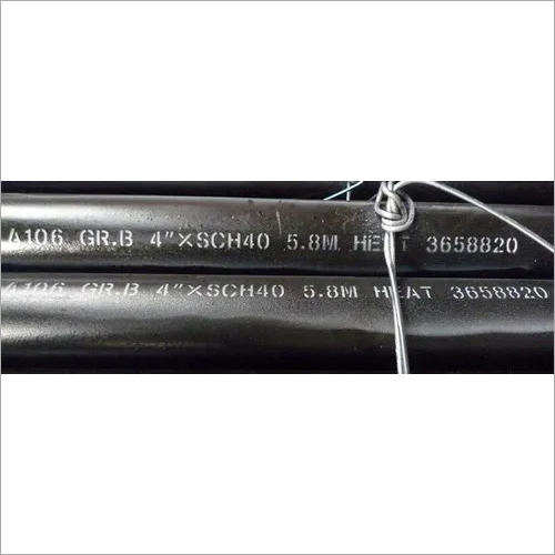 A 106 GR. B Nace MR 0175 Steel Seamless Pipes