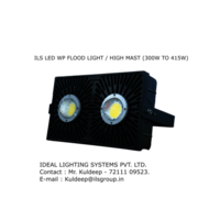 LED FLOOD LIGHT / HIGH MAST