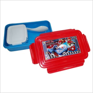 800ml Lock And Seal Printed Lunch Box