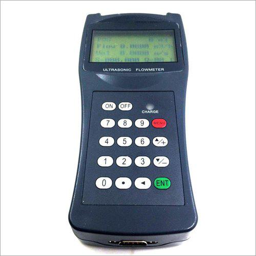 Portable Ultrasonic Digital Flow Meter