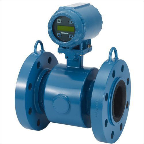 Digital Electromagnetic Flow Meter