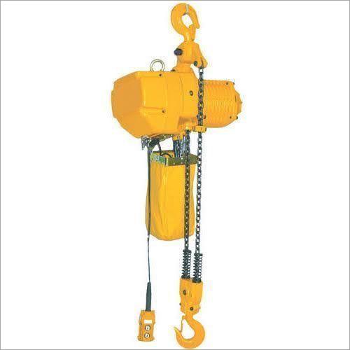 SS Electric Chain Hoist