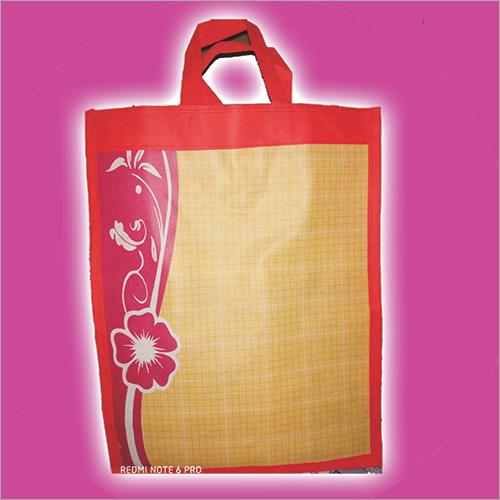 Loop Handle Stitched Net Bag