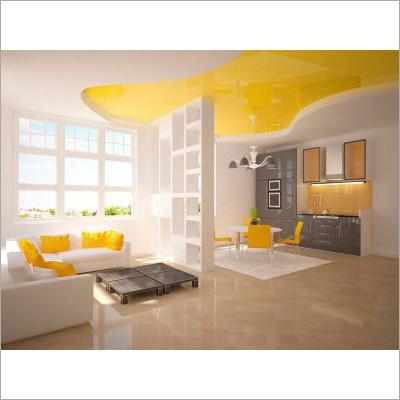 PVC Glossy Stretch Ceiling Film