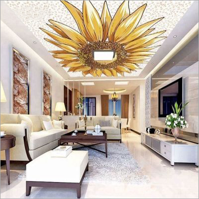 Wall Decorative Stretch Ceiling Film