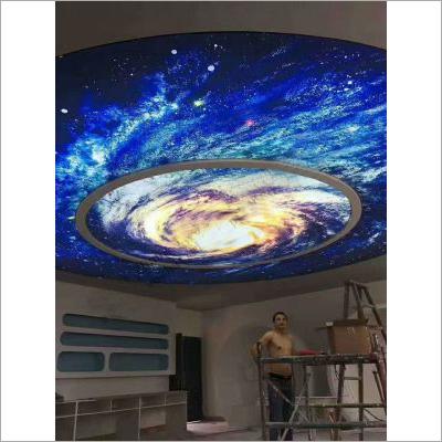 Foxygen New Pop Ceilings Designs printable 3D designs pvc stretch ceiling film