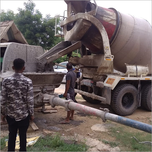 Cement Ready Mix Concrete