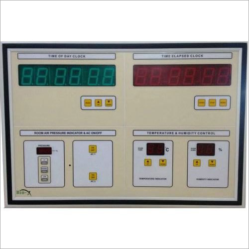 Modular Operation Theater Surgical Control Panel