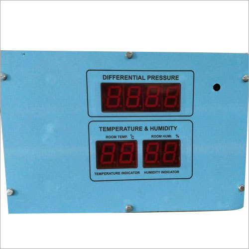 Digital Indicator Surgical Control Panel