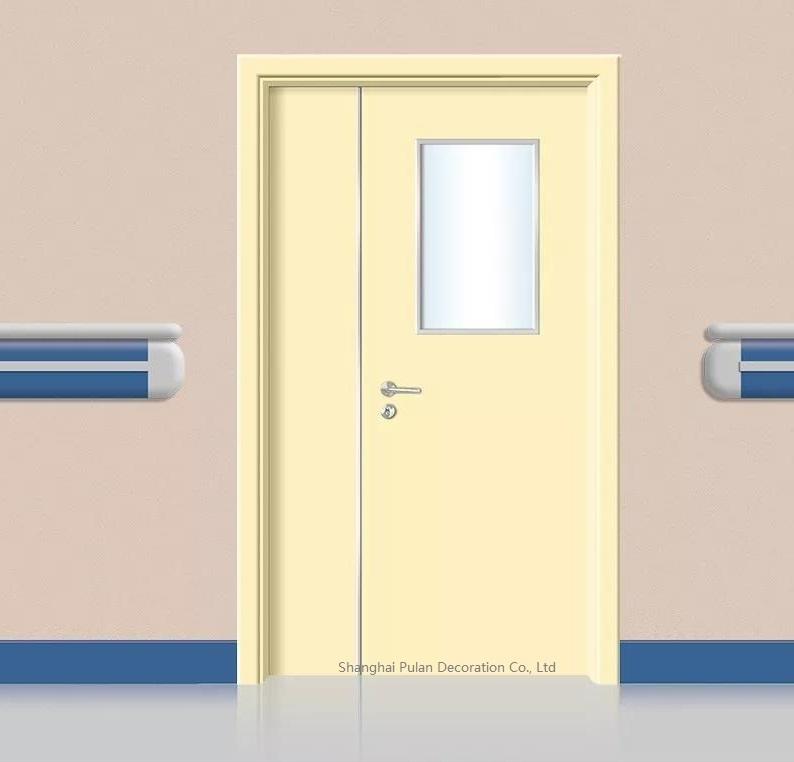 Hospital Stainless Steel Door