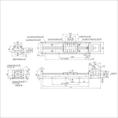 KK86D Series Precision Linear Module