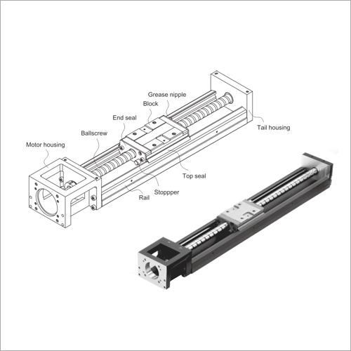 KK Series Precision Linear Module