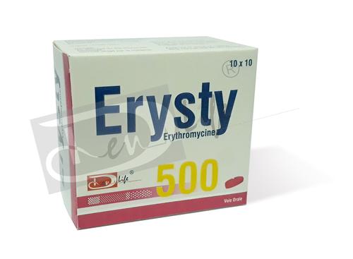 Erythromycin Stearate Tablets BP