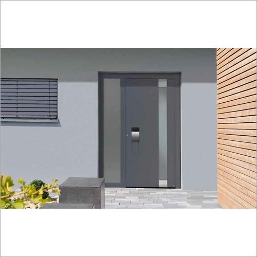 Semi Glazed Doors