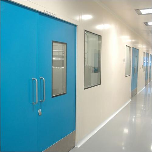 Square Glazed Doors