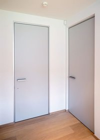 Standard Steel  Door-Non Fire rated