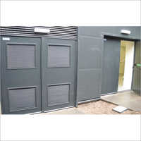 Semi Louver Doors